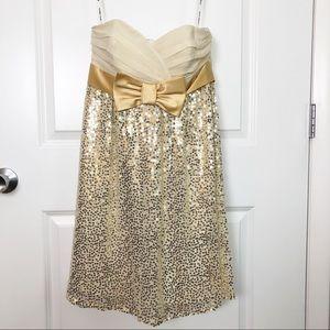 Betsey Johnson | Silk Babydoll Dress 4
